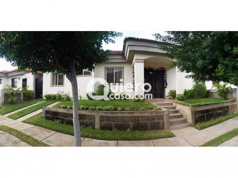 Preciosa Casa En Venta En Terrazas De Santo Domingo Cg0238