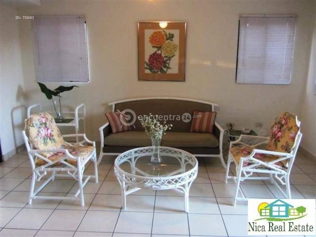 Se Alquila Casa Full Muebles En Santo Domingo Cod C121j Casanica # Muebles Managua